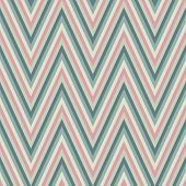 Vintage Zigzag Chevron Pattern
