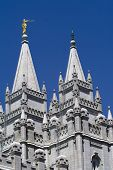 Salt Lake Temple Moroni