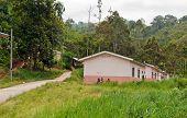 Aborigine Village (orang Asli). Cameron Highlands. Malaysia