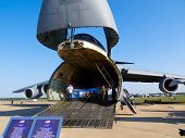 Lockheed C-5 Galaxy Nose Raised