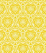 Vintage art deco pattern with curved lines