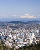 Portland, Oregon Cityscape