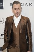 NEW YORK-FEB 5: Actor Alan Cumming attends the 2014 amfAR New York Gala at Cipriani Wall Street on F