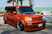 Tuned Car Toyota Bb