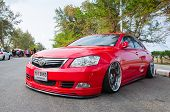Tuned Car Toyota Camry