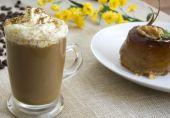 Coffee Cappuccino & Cake