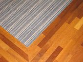 Carpet And Parquet Flooring