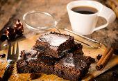 Brownies And Coffee
