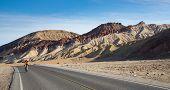Death Valley Cyclist