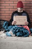Homeless Needs Help