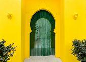 walk way moroccan style