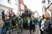 Jack In The Green festival, Hastings