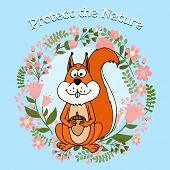 Protect The Nature poster