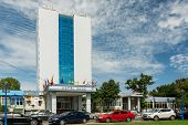 Four Star Hotel At The Black Sea