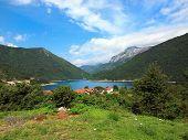 Mpuntain Lake