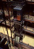 Bradbury Building, LA, CA