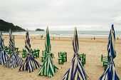 picture of basque country  - Photographs of a beach in the Basque Country - JPG