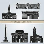 Toulose Landmarks