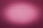 Pink Metal Hole