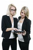 Two Women Planning
