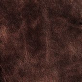 Brown Leather Texture Background Surface Closeup For Your Design