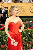 LOS ANGELES - JAN 25:  Sophia Bush at the 2015 Screen Actor Guild Awards at the Shrine Auditorium on January 25, 2015 in Los Angeles, CA