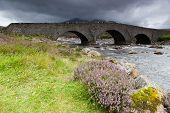 Sligachan River And Old Bridge,