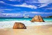incredible Seychelles, Praslin island