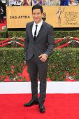 LOS ANGELES - JAN 25:  Mario Lopez at the 2015 Screen Actor Guild Awards at the Shrine Auditorium on January 25, 2015 in Los Angeles, CA
