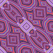 Twisted Stripy Background
