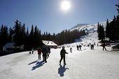 Bulgaria Vitosha Ski Tourism