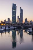 Sharq Marina And Kuwait City