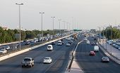 City Highway In Kuwait