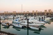 Sharq Marina In Kuwait City