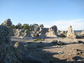 Rauk in the island of Gotland