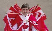 Canadian Flagman