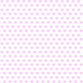 background of pink hearts