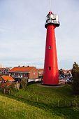 Hoek Van Holland Lighthouse.