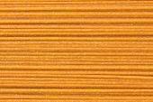 stock photo of spaghetti  - Wholegrain Spaghetti Textured Background - JPG