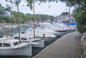 Small Boat Marina Cala Figuera