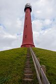 Hoge Vuurtoren Van Ijmuiden Lighthouse