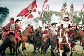 Battle Of Klushino 1610 - Polish Winged Hussars