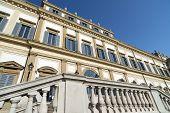 image of royal palace  - Monza  - JPG