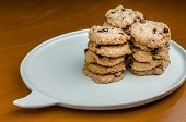 pic of chocolate-chip  - Close up - JPG