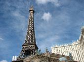 Torre de Eiffel Paris Hotel Las Vegas