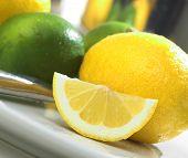 Постер, плакат: Лимон