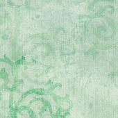 Green Scrolls