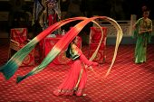 Chinese opera dancer