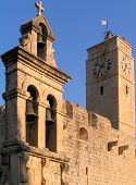 Clock And Bell Towers