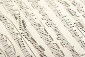 pic of string instrument  - classical sheet music for woodwind and string instruments - JPG